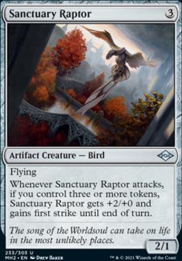 Modern Horizons 2: Sanctuary Raptor