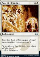 Modern Horizons 2: Seal of Cleansing