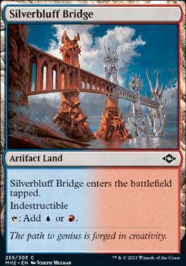 Modern Horizons 2: Silverbluff Bridge