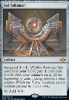 Modern Horizons 2: Sol Talisman