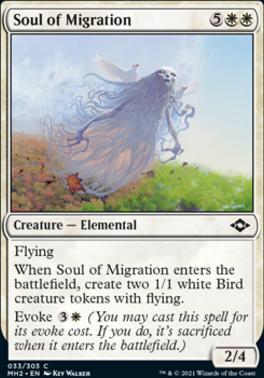 Modern Horizons 2: Soul of Migration