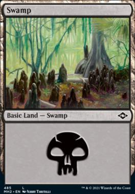Modern Horizons 2: Swamp (485)
