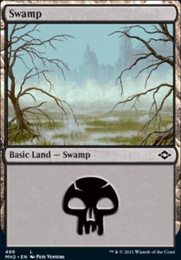 Modern Horizons 2: Swamp (486)