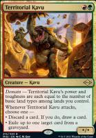 Modern Horizons 2: Territorial Kavu