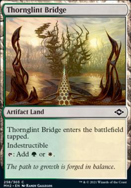 Modern Horizons 2: Thornglint Bridge