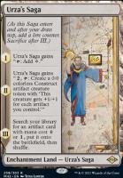 Modern Horizons 2 Foil: Urza's Saga