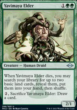 Modern Horizons 2: Yavimaya Elder