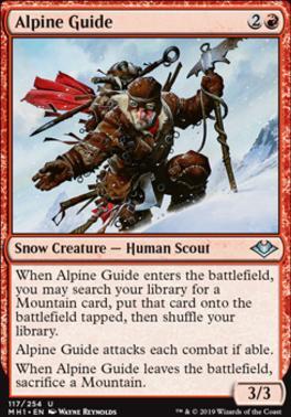 Modern Horizons: Alpine Guide