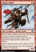Modern Horizons Foil: Alpine Guide
