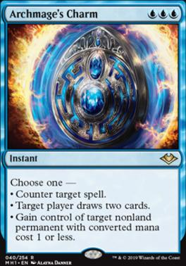 Modern Horizons: Archmage's Charm