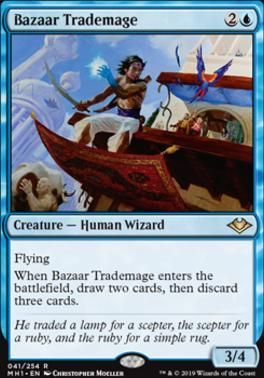 Modern Horizons: Bazaar Trademage