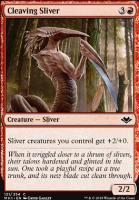 Modern Horizons Foil: Cleaving Sliver