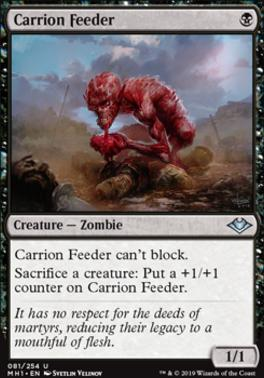 Modern Horizons: Carrion Feeder