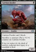 Modern Horizons Foil: Carrion Feeder