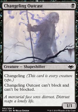 Modern Horizons: Changeling Outcast