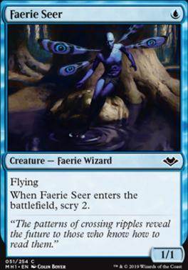 Modern Horizons: Faerie Seer