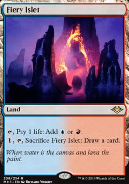 Modern Horizons: Fiery Islet