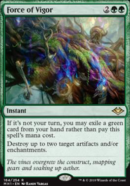 Modern Horizons: Force of Vigor