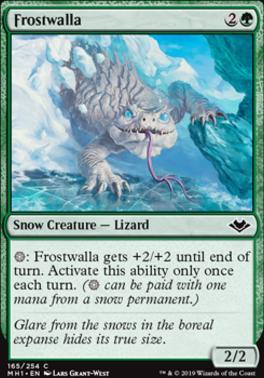 Modern Horizons: Frostwalla