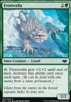 Modern Horizons Foil: Frostwalla