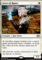 Modern Horizons: Giver of Runes