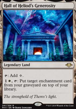 Modern Horizons: Hall of Heliod's Generosity
