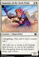 Modern Horizons: Impostor of the Sixth Pride