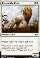 Modern Horizons: King of the Pride