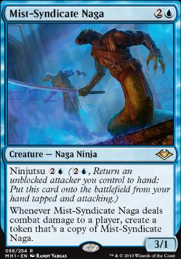 Modern Horizons: Mist-Syndicate Naga