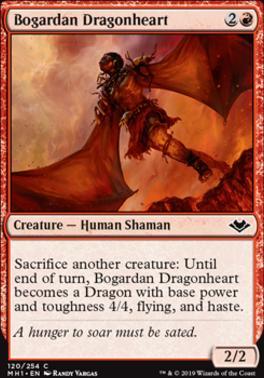 Modern Horizons: Bogardan Dragonheart