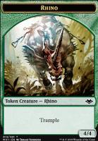 Modern Horizons: Rhino Token