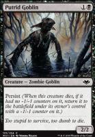 Modern Horizons Foil: Putrid Goblin