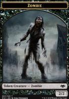 Modern Horizons Foil: Zombie Token