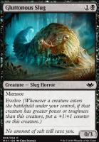 Modern Horizons Foil: Gluttonous Slug