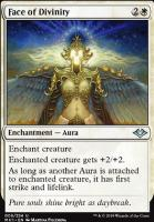 Modern Horizons Foil: Face of Divinity