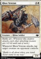 Modern Horizons: Rhox Veteran