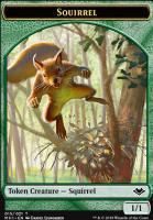 Modern Horizons: Squirrel Token