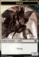 Modern Horizons Foil: Spirit Token