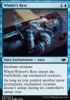 Modern Horizons Foil: Winter's Rest
