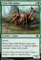 Modern Horizons: Twin-Silk Spider