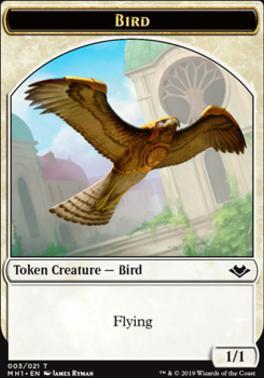 Modern Horizons: Bird Token