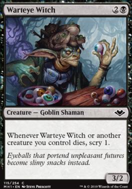 Modern Horizons: Warteye Witch