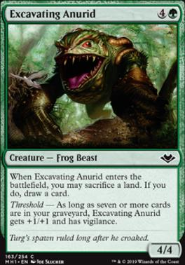 Modern Horizons Foil: Excavating Anurid