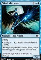 Modern Horizons Foil: Windcaller Aven