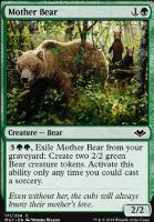 Modern Horizons Foil: Mother Bear