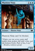 Modern Horizons: Phantom Ninja
