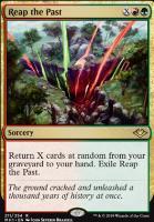 Modern Horizons Foil: Reap the Past