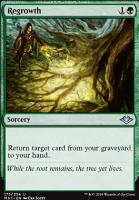 Modern Horizons: Regrowth
