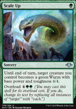 Modern Horizons: Scale Up