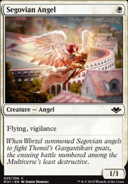 Modern Horizons: Segovian Angel
